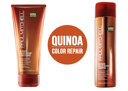 Quinoa Color Repair