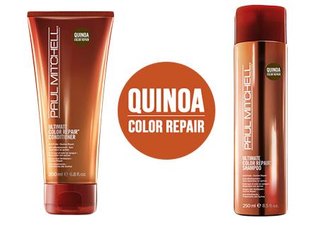 Quinoa Color Repair