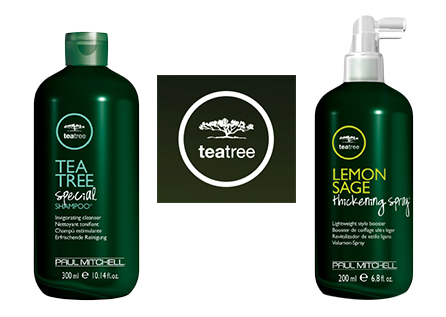 Tea Tree Highlights